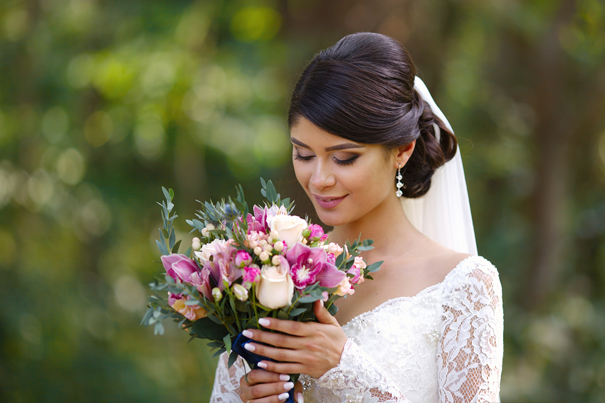wedding hair & make-up in puerto vallarta - beautiful vallarta