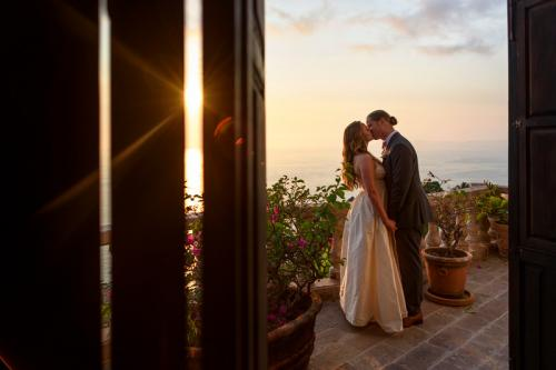 Beautiful Vallarta Weddings Casa del Quetzal